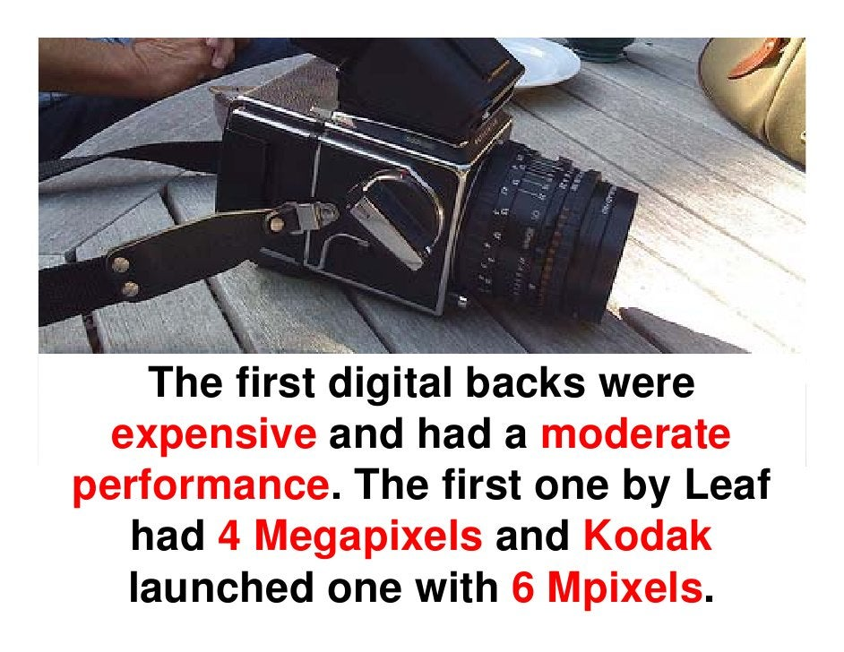 A couple of attempts at smaller, simpler digital   cameras were also  made in those years.
