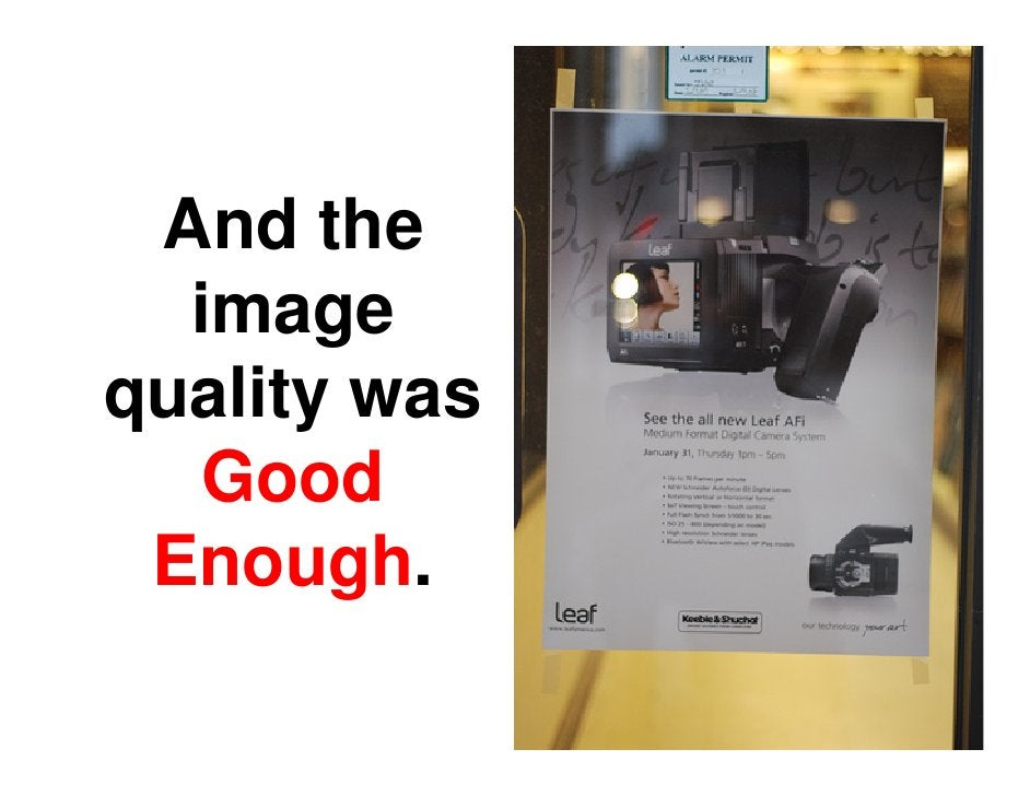 It had an image quality  of 0,25 Megapixels and required 4 AA batteries.