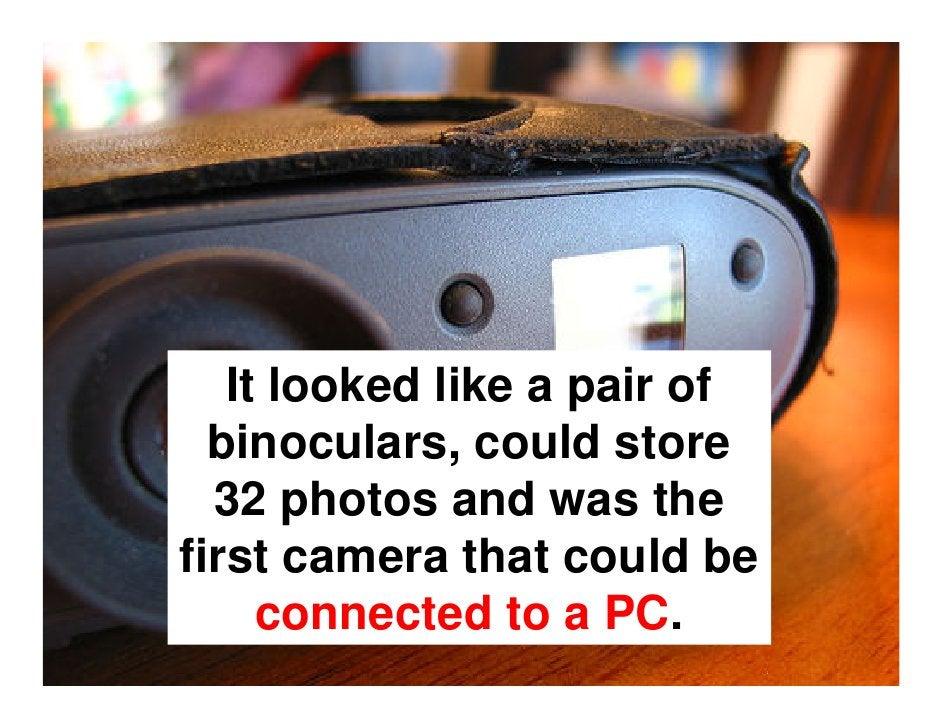 Products like Canon Ixus…
