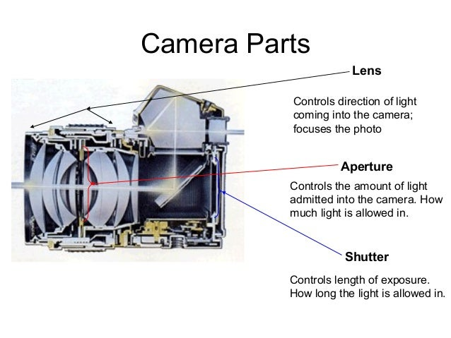 Slr Camera Diagram With Parts And Functions Library Of Wiring