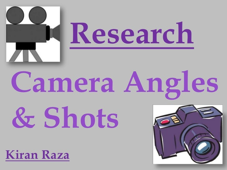 essay about camera angles Dutch angle/tilt shot in which the camera is set at an angle on its roll axis so that the horizon line is not level it is often used to show a disoriented or uneasy psychological state it is often used to show a disoriented or uneasy psychological state.