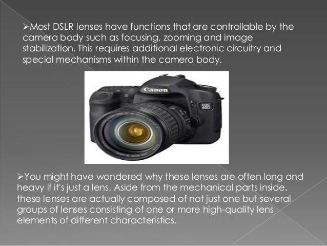 Camera Classification
