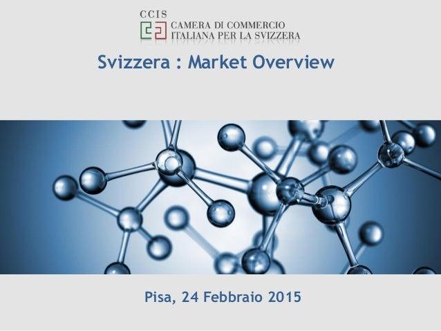 camera di commercio italiana per la svizzera