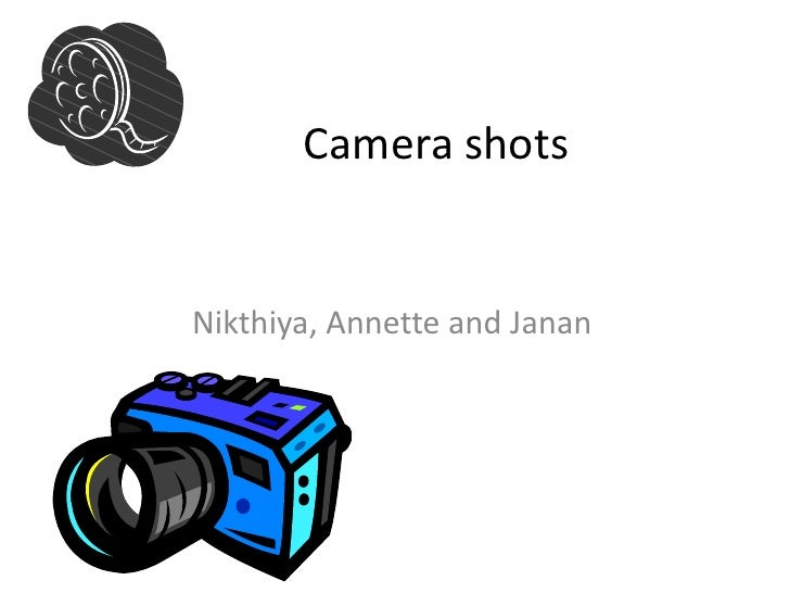 Camera shots <br />Nikthiya, Annette and Janan<br />