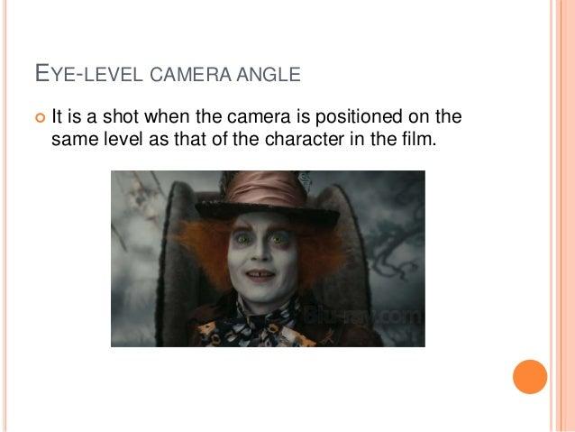 film camera angles and techniques pdf