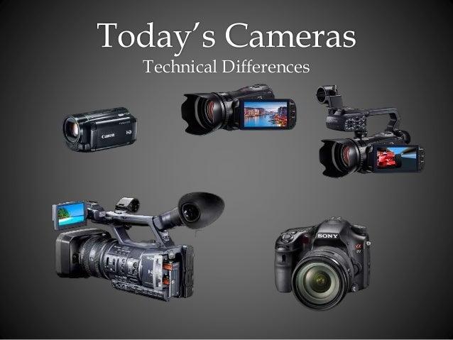 Video Camera Tech Tips - Campbell Cameras