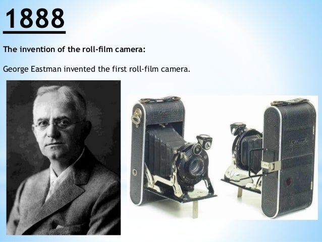 When Was Camera Invented - about camera