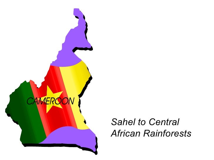 Sahel to Central African Rainforests