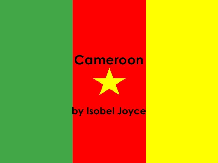 Cameroon<br />by Isobel Joyce<br />