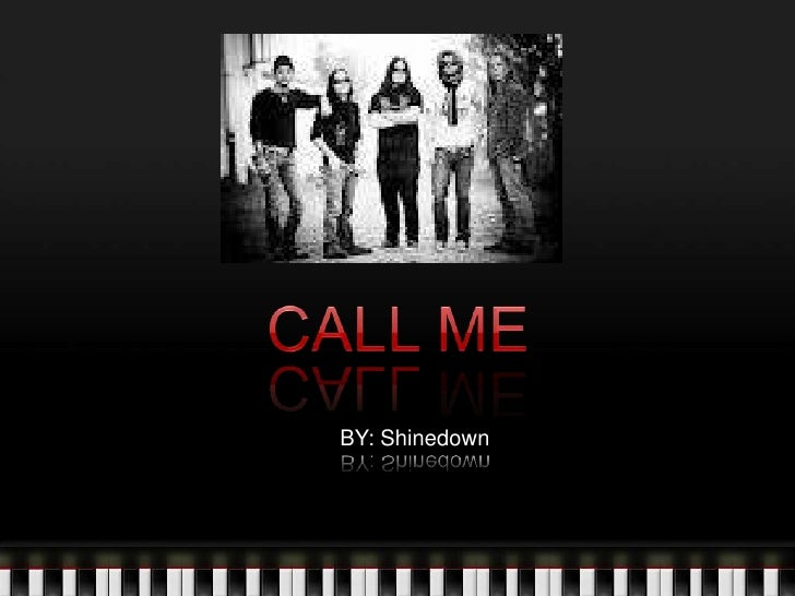 BY: Shinedown
