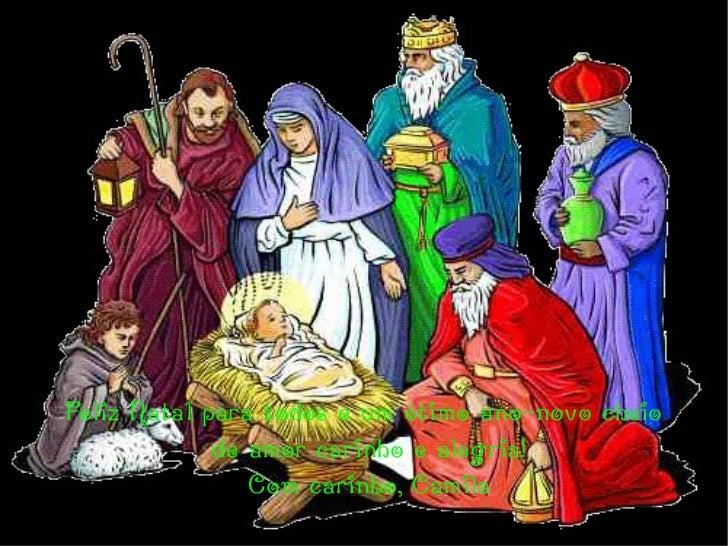 Feliz  Natal para todos e um ótimo ano-novo cheio  de amor carinho e alegria! Com carinho, Camila
