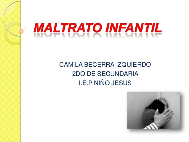 CAMILA BECERRA IZQUIERDO 2DO DE SECUNDARIA I.E.P NIÑO JESUS