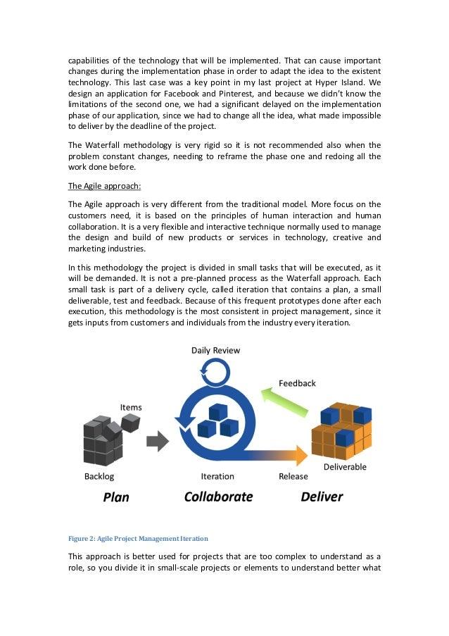 Project Management Methodologies Slide 3