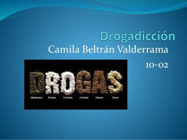 Camila Beltrán Valderrama 10-02