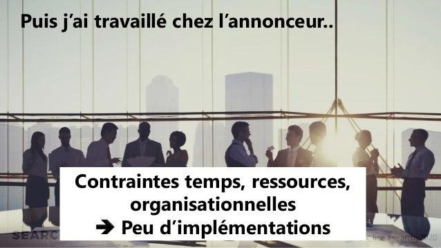 Stratégie SEO luxe & international : Challenges et best practices Slide 3