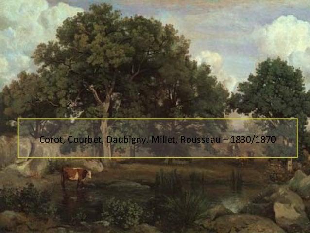 Camille Corot E La Scuola Di Barbizon