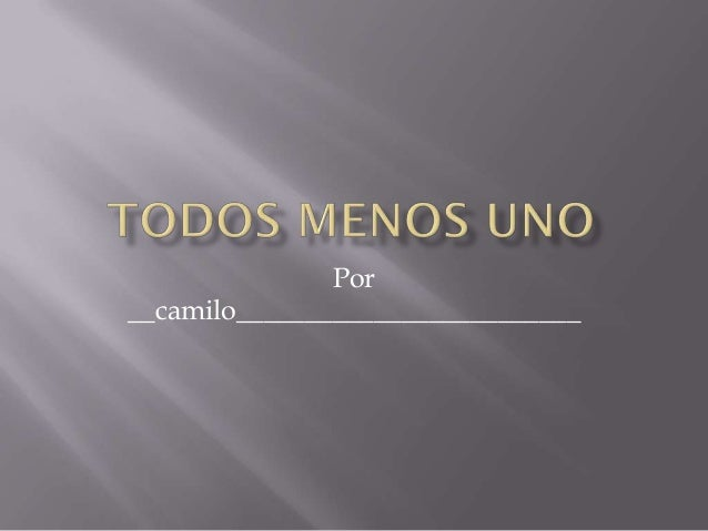 Por __camilo_________________________