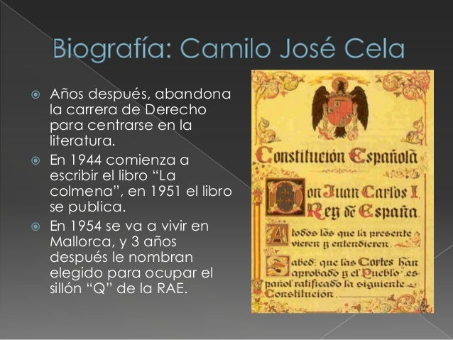  Premio de la Crítica de narrativacastellana (1956) Gran cruz de Isabel la Católica (1980) Premio Nacional de Narrativa...