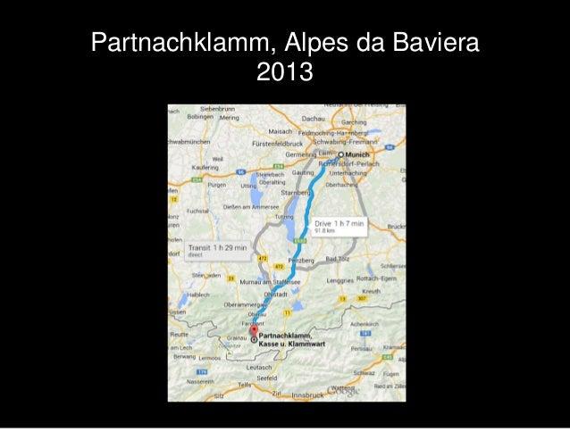 Partnachklamm, Alpes da Baviera 2013