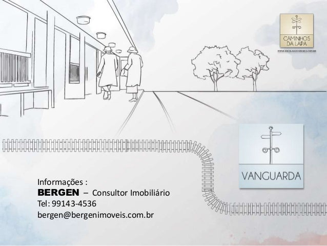 Informações :  BERGEN – Consultor Imobiliário  Tel: 99143-4536  bergen@bergenimoveis.com.br