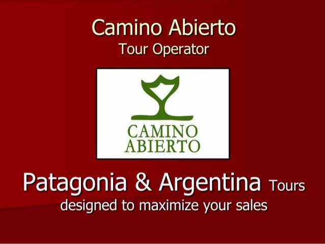 Camino Abierto (eng) v2.0