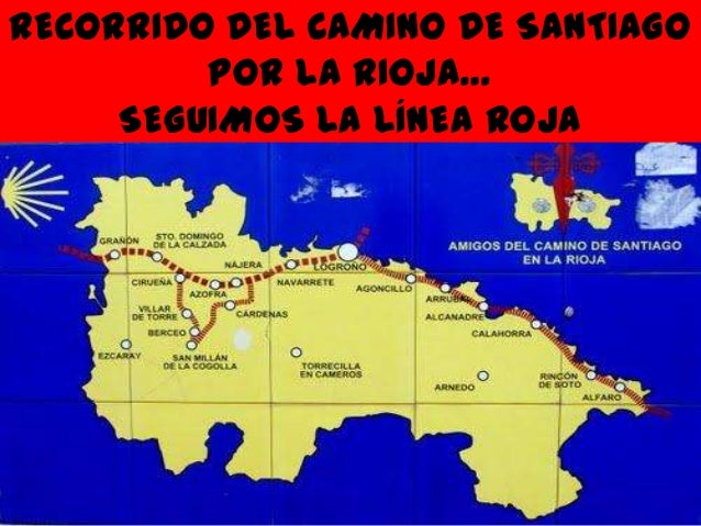Camino de santiago:proyecto en Educación Infantil Slide 3