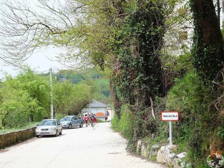 Camino de Santiago.1 fonfria-triacastela