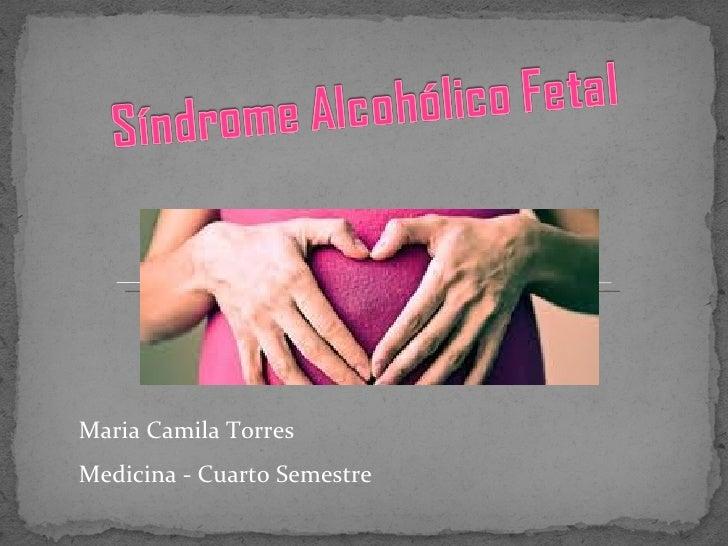 Maria Camila Torres Medicina - Cuarto Semestre