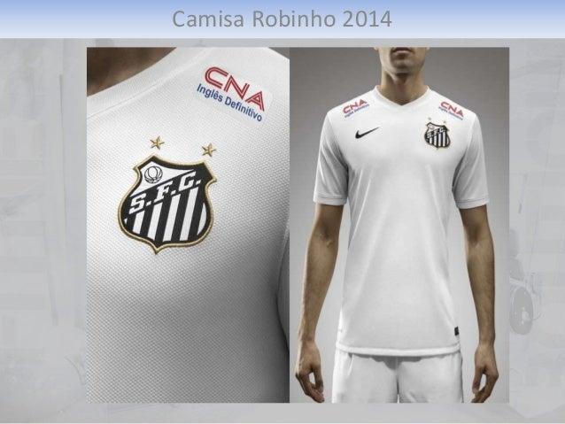 Camisa Robinho 2014