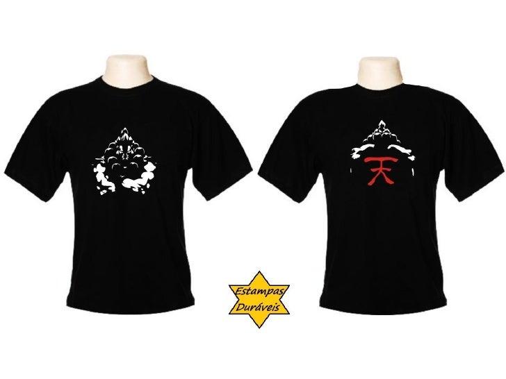 Camiseta akuma,   frases camiseta