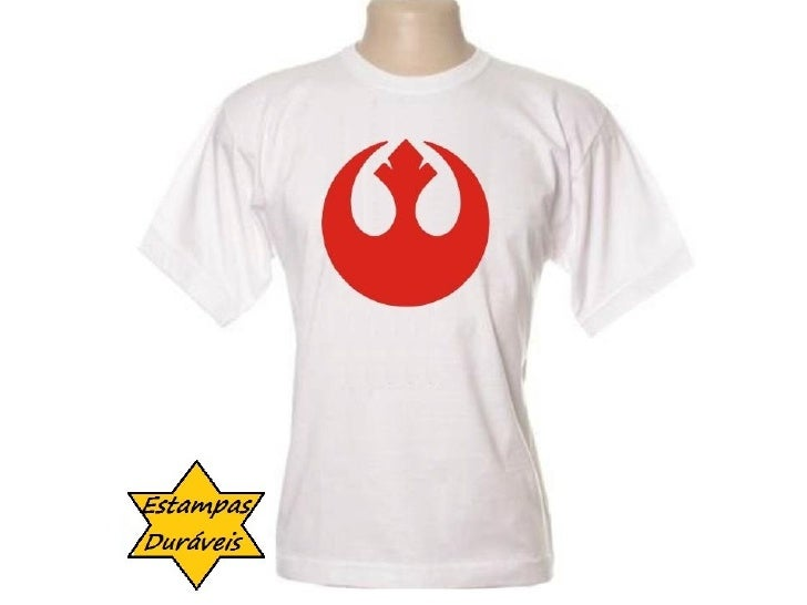 Camiseta alianca rebelde,       frases camiseta