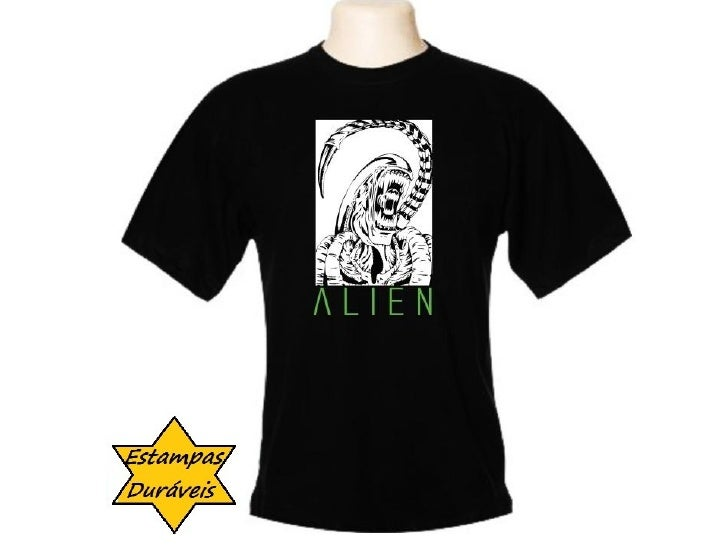 Camiseta alien,  frases camiseta