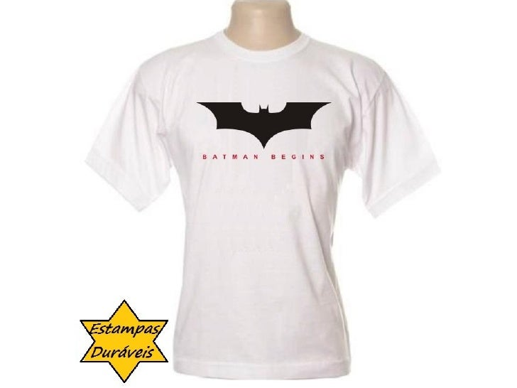 Camiseta batman,   frases camiseta