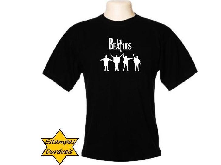 Camiseta beatles,   frases camiseta