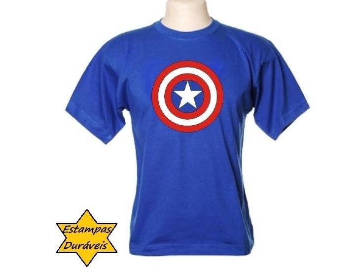 Camiseta capitao america,        frases camiseta
