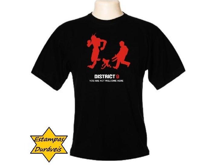Camiseta distrito 9,     frases camiseta