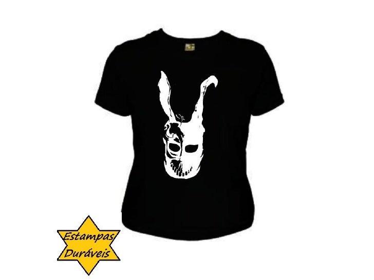 Camiseta donnie darko,      frases camiseta