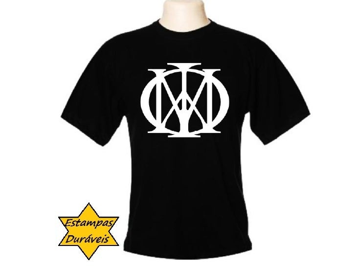 Camiseta dream theater,       frases camiseta