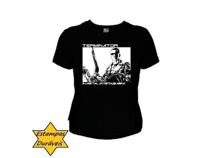 Camiseta exterminador,      frases camiseta