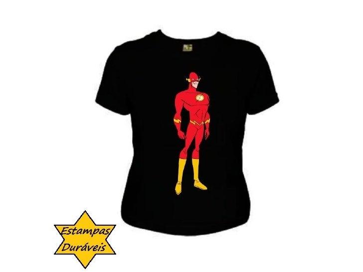 Camiseta flash,  frases camiseta