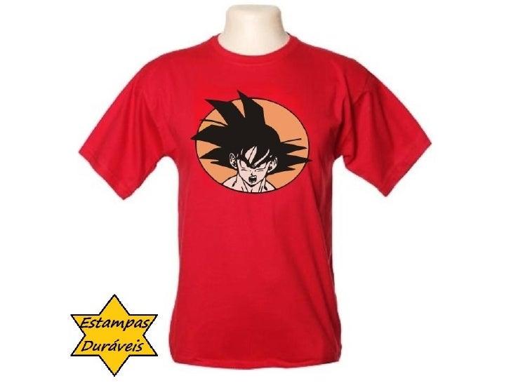 Camiseta goku,  frases camiseta