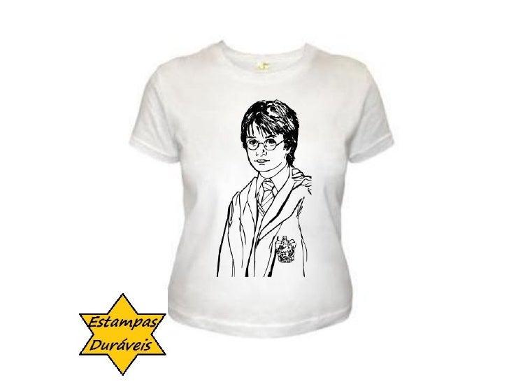 Camiseta harry potter,     frases camiseta