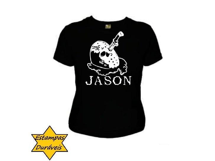 Camiseta jason,  frases camiseta