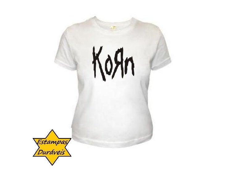 Camiseta korn,  frases camiseta