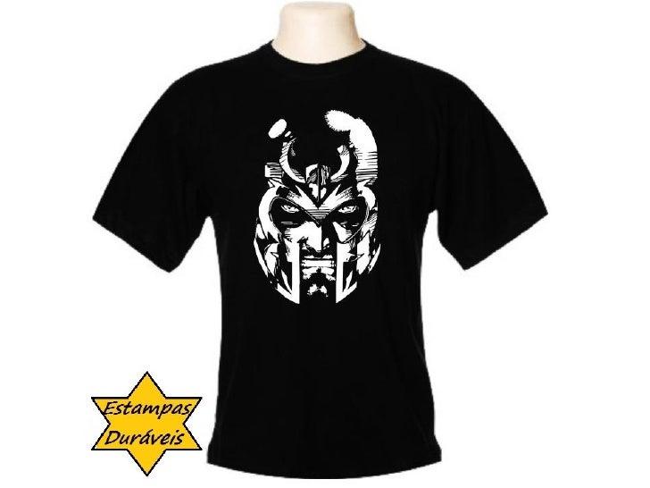 Camiseta magneto,    frases camiseta
