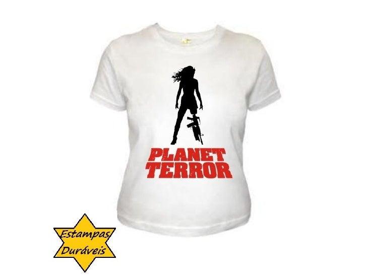 Camiseta planeta terror,      frases camiseta