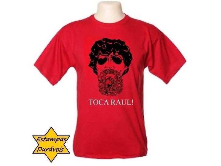 Camiseta raul,  frases camiseta