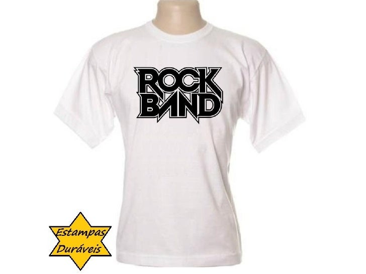 Camiseta rock band,     frases camiseta