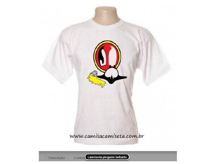 Camisetas criativas 3baa26f913c