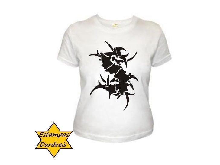 Camiseta sepultura,    frases camiseta